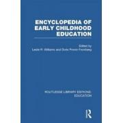 Encyclopedia Of Early Childhood Education