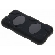 Zwarte extreme protection army case voor de iPod Touch 5g / 6