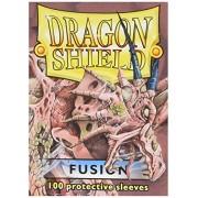 Funda Dragon Shield Fusion Gioco di carte (100)