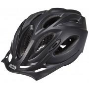 ABUS Aduro Helm schwarz matt 54-58 cm Fahrradhelme