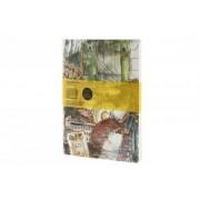 Brand: Moleskine Cover art by Moleskine Community - journal chinese market. Squared notebook