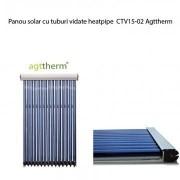 Panou solar cu tuburi vidate heatpipe CTV15-02 Agttherm