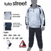 Classics - Tuta Sportiva Relax Uomo-Donna -Bambino Tuta Street