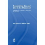 Researching Sex and Lies in the Classroom by Pat Sikes