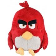 Knuffelbeest met licht- en geluidsfunctie, ca. 35 cm, »Angry Birds™ Red Pillow Light and Sound«
