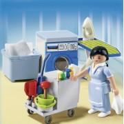 Servicii de menaj, PLAYMOBIL Summer Fun
