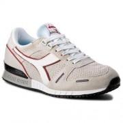 Titan Sneakersy DIADORA - Titan Premium 501.170946 01 C5934 White/Chili Pepper
