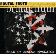 Brutal Truth - Evolution Through.. (0781676703425) (1 CD)