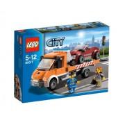 LEGO CITY 60017 - Grandes Vehículos: Camión Plataforma