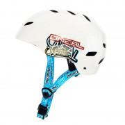 ONeal Dirt Lid Helmet Kids Junkie white 47-48 cm Bike Helme