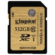 Kingston SDXC 512GB (Class 10) (SDA10/512GB)