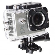 Ultrasport UmovE HD60 Ready Action Videocamera, Argento