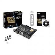 MB ASUS H110M-C, Socket LGA 1151, Intel H110, 2xDDR4, VGA, mATX