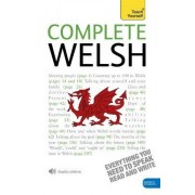 Complete Welsh Beginner to Intermediate Book and Audio Course by Julie Brake