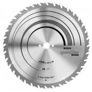 Panza de ferastrau circular de banc Speedline Wood Ф 300x30mm