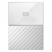 Western Digital netwerk harddisk MY PASSPORT 2TB WHITE