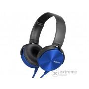 Căști Sony MDRXB450APL.CE7 EXTRA BASS, albastru