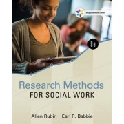 Empowerment Series: Research Methods for Social Work by Allen Rubin