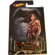 Batman Vs Superman Hot Wheels - Tantrum Wonder Woman - DC Comics Exclusive Collectible #7