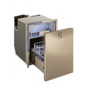 INDEL B - Compressor Koelkast 49 Liter 12/24 Volt (RVS Lade)