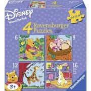 PUZZLE WINNIE THE POOH 691216 PIESE Ravensburger