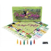 Wine-Opoly Board Game - 2 to 6 Players by N/A