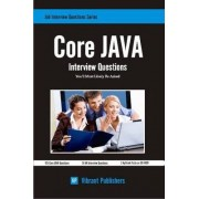 Core JAVA Interview Questions You'll Most Likely be Asked by Virbrant Publishers