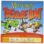 Munchkin Treasure Hunt [Edizione: Germania]