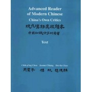 Advanced Reader of Modern Chinese: Text v. 1 by Chih-P'Ing Chou