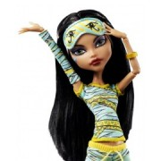 Papusa Cleo de Nile - Monster High Dead Tired