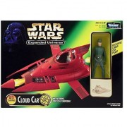 Star Wars - Power of the Force (1995) Cloud Car (with Cloud Car Pilot)