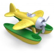 Game / Play Green Toys Seaplane Yellow. Floating, Toy, Bath, Tubs, Pool, Plastic, Playing, Non Toxic Toy / Child / Kid