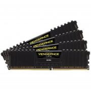 Corsair Vengeance LPX 16GB (4 X 4GB) DDR4 DRAM 3000MHz (PC4-24000) C15 Memory Kit For DDR4 Systems (CMK16GX4M4B3000C15)