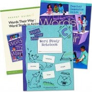 Words Their Way: Word Study in Action Home School Bundle Grade 3 2005c