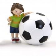 Figura Comunión Futbolista Hucha Derecho