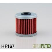 HifloFiltro filtro moto HF167