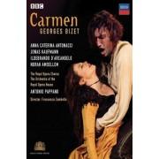 Anna Caterina Antonacci, Jonas Kaufmann, Ildebrando D' Arcangelo - Bizet: Carmen (DVD)