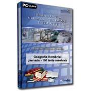 Culegere Geografie EN (100 variante teste cu rezolvări complete)
