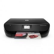 HP DeskJet 4535 All-in-One Wireless Color Ink Printer (Black)