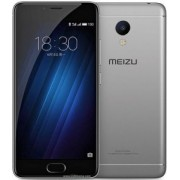 Смартфон Meizu m3 Note (Silver/White)/5.5 FullHD/Helio P10 Octa-core/ 3GB/32GB/Finger Print/Cam. Front 5.0 MP/Main 13.0 MP/Li-Ion 4100 mAh/Dual SIM/Android v5.1.1 (Lollipop), Aluminium body, 163 gr.