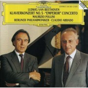 L Van Beethoven - Piano Concerts No.5 (0028944585124) (1 CD)
