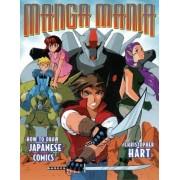 Manga Mania by Chris Hart