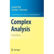 Complex Analysis by Joseph Bak