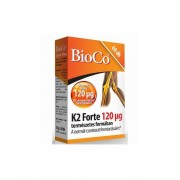 BioCo K2-vitamin forte tabl. 60 db