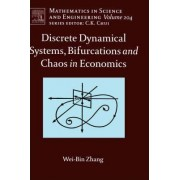 Discrete Dynamical Systems, Bifurcations and Chaos in Economics: Volume 204 by Wei-Bin Zhang