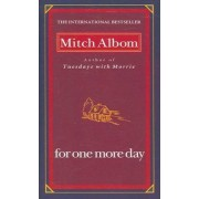 For One More Day International Edition by Mitch Albom