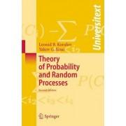 Theory of Probability and Random Processes by Leonid Koralov