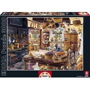 Educa - 16319 - Puzzle Classique - La Boulangerie - 3000 Pièces
