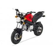 Moto PBR 50 - SKYTEAM - Rouge