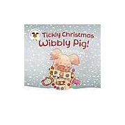 Tickly Christmas Wibbly Pig!